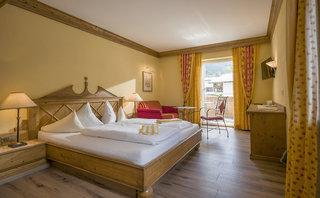 Hotel Familienhotel Pension Rotspitz Wohnbeispiel