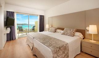 Hotel Hipotels Mediterraneo - Erwachsenenhotel ab 18 Jahren Wohnbeispiel