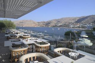 Hotel Lindos Royal Resort Terasse
