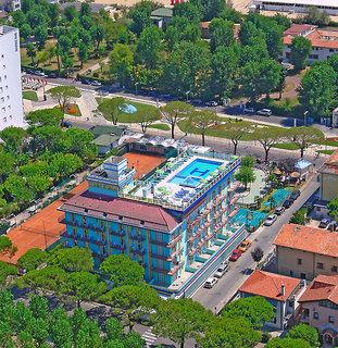 Hotel Colombo Luftaufnahme