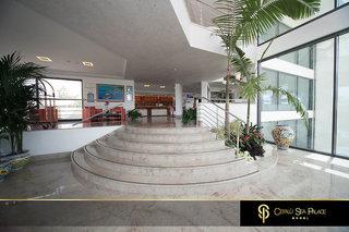 Hotel Cefalu Sea Palace Lounge/Empfang