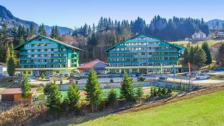 Hotel Alpine Club Außenaufnahme