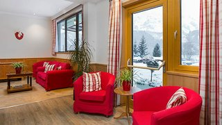 Hotel Alpine Club Lounge/Empfang