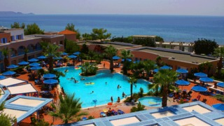 Hotel Mitsis Rodos Village Beach Hotel Pool