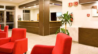 Hotel THe Corralejo Beach Lounge/Empfang