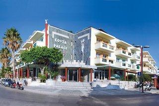 Hotel Kosta Palace Außenaufnahme