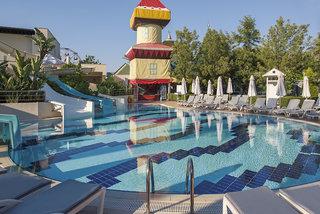 Hotel Delphin Diva Pool