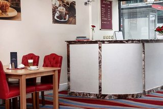 Hotel Best Western Greater London Lounge/Empfang