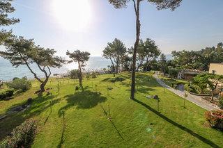 Hotel Aegean Melathron Thalasso Spa Hotel Garten