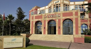 Hotel M Gallery Le Medina Essaouira Hotel Thalassa Sea & Spa Außenaufnahme