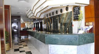 Hotel Ramee Guestline Hotel Qurum Lounge/Empfang