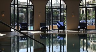 Hotel M Gallery Le Medina Essaouira Hotel Thalassa Sea & Spa Hallenbad