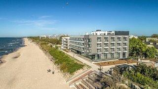 Hotel Baltivia Sea Resort Außenaufnahme