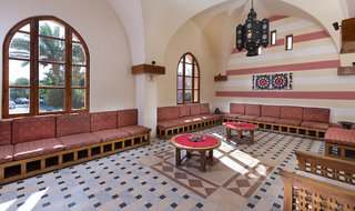 Hotel Sultan Bey Lounge/Empfang