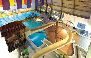 Hotel Aqua Fantasy Hallenbad