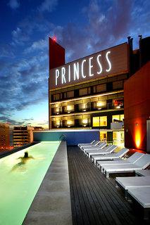 Hotel Barcelona Princess Außenaufnahme
