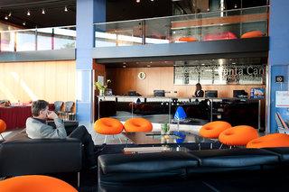 Hotel Barcelona Princess Lounge/Empfang