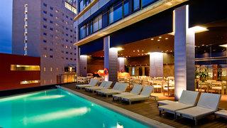 Hotel Barcelona Princess Pool