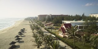 Hotel Centara Sandy Beach Resort Danang Strand