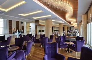 Hotel Trendy Verbena Beach Lounge/Empfang