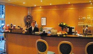 Hotel Batavia Lounge/Empfang