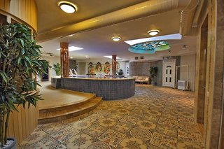 Hotel Dalyan Resort Spa Lounge/Empfang