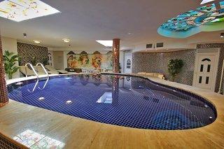 Hotel Dalyan Resort Spa Hallenbad