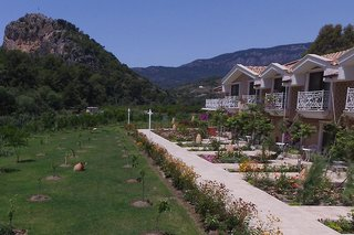 Hotel Dalyan Resort Spa Garten