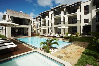 Hotel Grand Baie Suites Außenaufnahme