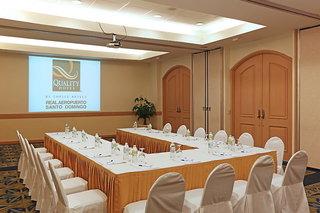 Hotel Quality Hotel Real Aeropuerto Santo Domingo Konferenzraum