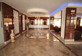 Hotel Drita Hotel Resort & Spa Lounge/Empfang