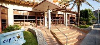 Hotel Cabau Aquasol Außenaufnahme