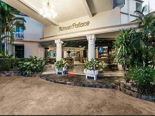 Hotel Romeo Palace Außenaufnahme