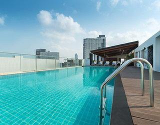 Hotel Travelodge Pattaya Außenaufnahme