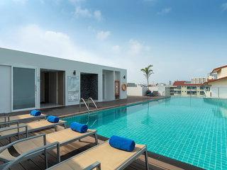 Hotel Travelodge Pattaya Pool