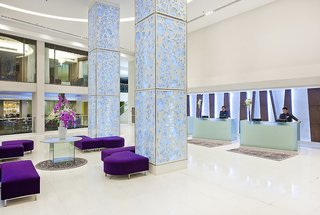 Hotel Eastin Grand Hotel Saigon Lounge/Empfang
