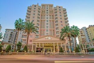 Hotel Adonis Außenaufnahme