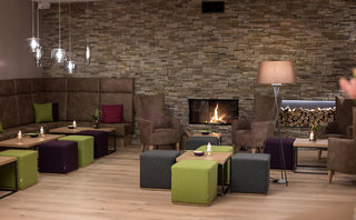 Hotel Alpine Resort Zell am See Lounge/Empfang