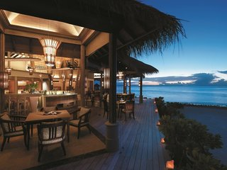 Hotel Shangri La´s Villingili Resort & Spa Restaurant
