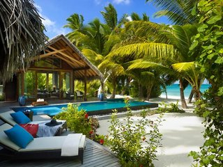 Hotel Shangri La´s Villingili Resort & Spa Wohnbeispiel