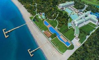 Hotel Rixos Premium Belek Luftaufnahme