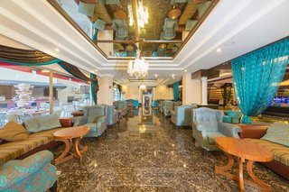 Hotel Beach Club Doganay Bar