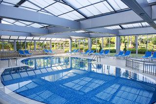 Hotel Beach Club Doganay Hallenbad