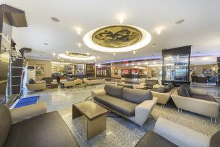 Hotel Beach Club Doganay Lounge/Empfang