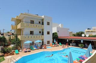 Hotel Stelios Apartments Außenaufnahme