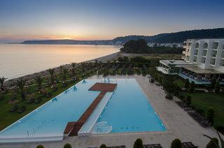 Hotel The Ixian Grand - Erwachsenenhotel Pool