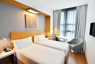 Hotel Hilton Garden Inn Milan North Wohnbeispiel