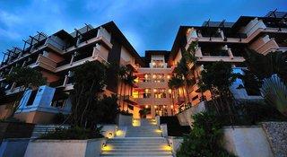 Hotel Aonang Cliff Beach Resort Außenaufnahme