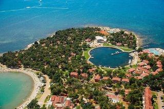 Hotel Apartments Sol Stella for Plava Laguna Luftaufnahme