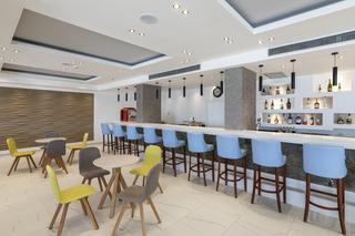 Hotel Belair Beach Lounge/Empfang